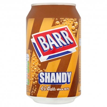 LATA BARR DE SHANDY