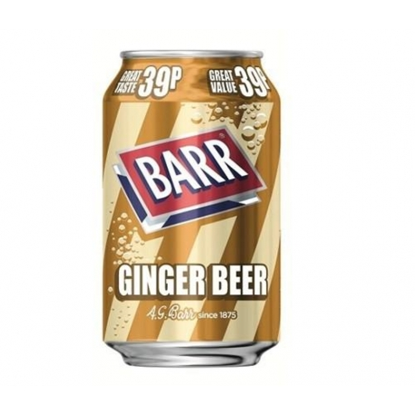 LATA BARR GINGER BEER